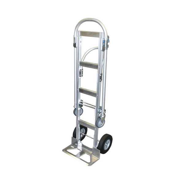 Convertible Aluminum Hand Truck Upright