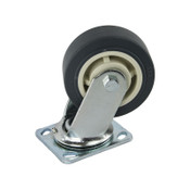 5 Inch Non Marking Rubber Caster