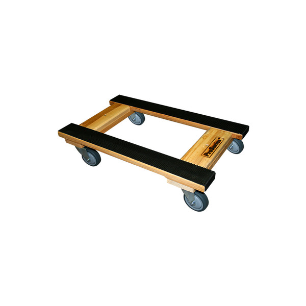 ProSeries Oak H Dolly With Non Marking Casters