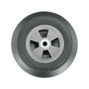 10 Inch Hard Rubber Tire for 5/8 Inch Axle