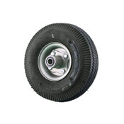 10 Inch Pneumatic Tire For 5/8 Inch Axle