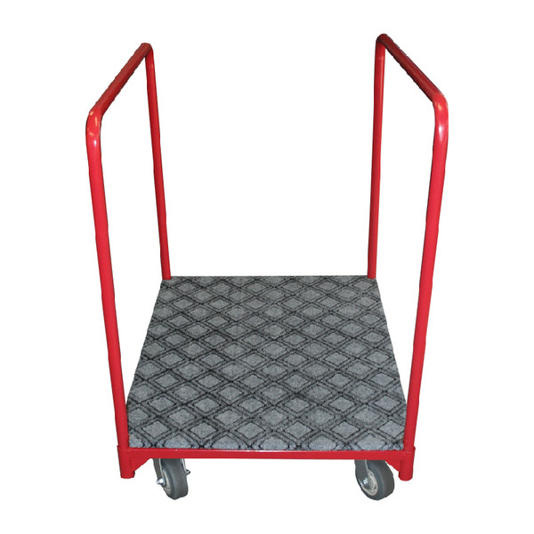 Padded Mattress Cart With Removable Handles